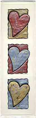 gotta have heart hearts art and hearts art, hearts gifts and hearts gifts, hearts prints and hearts prints, hearts paintings and hearts paintings by artists Jane Billman and Gregg Billman
