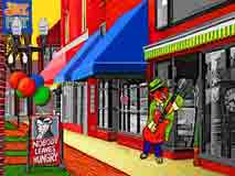 jazz fest jazz and blues clubs art and jazz and blues clubs gifts, jazz and blues clubs paintings and jazz and blues clubs prints by artists Jane Billman and Gregg Billman